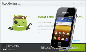 Root genius download 3. 1. 7 with kitkat rooting guide.
