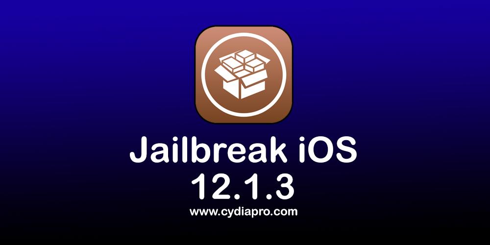 Jailbreak iOS 12.1.3